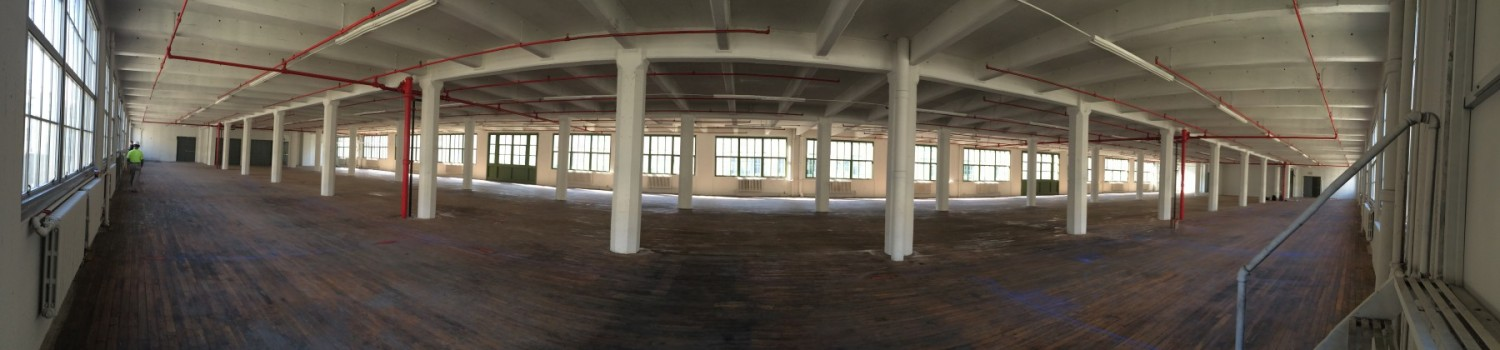 Coworking Space at Industry City